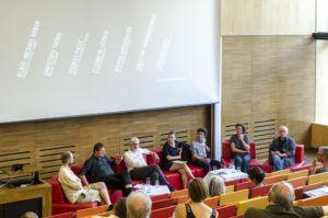 Diskussion über die Kulturhauptstadt 2024 in St. Pölten, Juni 2016