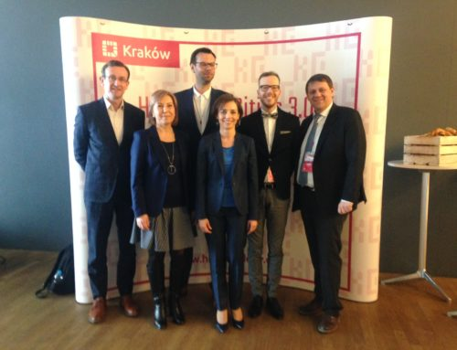 Historical Cities 3.0: Konferenz mit Culturelab in Krakau